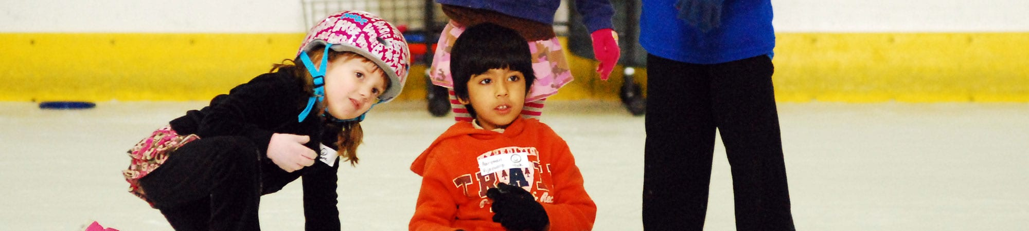 Attend a Trial Learn to Skate Class